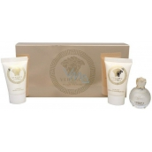 Versace Eros de Femme Eau de Toilette EdT 5 ml Eau de Toilette + 25 ml Body Lotion + 25 ml Shower Gel