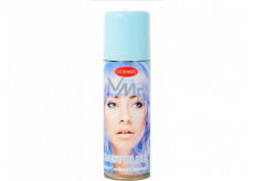 From Goodmark Pastel Washable colored hairspray Blue 125 ml