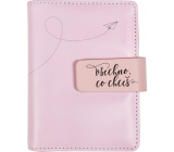 Albi Manager's Diary 2021 Everything you want 10.5 x 14.5 x 2 cm