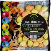 Fine Dog Mini Real dog mini biscuits colored 80 g