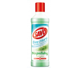 Savo Eucalyptus without chlorine liquid cleaning and disinfecting agent for floors 1 l