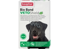 Beaphar Bio Band Veto Shield Natural repellent collar for dogs and puppies 65 cm