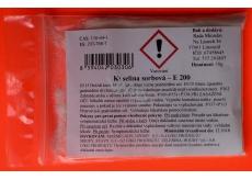 Kyselina sorbová E 200 pro potraviny 10 g