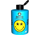 Smiley World Blue bath and shower gel for children 300 ml