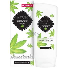 Ryor Cannabis Derma Care Konopný šampon se zklidňujícím efektem 200 ml