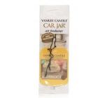 Yankee Candle Vanilla Cupcake - Vanilla Basket A fragrant paper tag 12 g