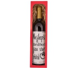Bohemia Gifts Merlot Old friends red gift wine 750 ml