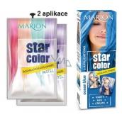 Marion Star Color Smooth Hair Color 2x35ml Ocean Blue 1638