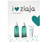 Ziaja Manuka Tree Day Cream + Washing Gel + Anastringant Tonic, cosmetic set
