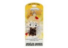 Albi Andělíček strážníček - Andílek cupid pendant 8.5 cm