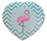 Albi Original Mirror heart Flamingo 7 cm