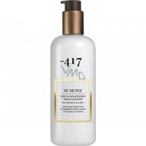 Minus 417 Re-Define Gentle Nourishing Milk Cleanser moisturizing lotion for normal to dry skin 350 ml