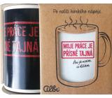 Albi Changing mug My work 310 ml