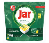 Jar Original All in One Lemon dishwasher capsules 22 pieces