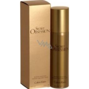 Calvin Klein Secret Obsession deodorant spray for women 150 ml