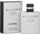 Chanel Allure Homme Sport EdT 100 ml eau de toilette Ladies