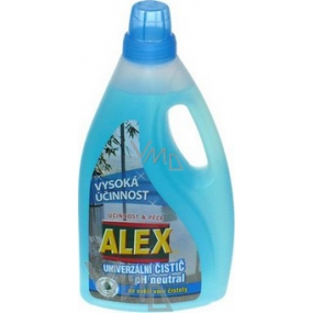 Alex Universal cleaner pH neutral with a fresh scent of purity 1 l