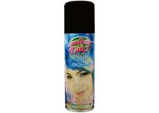 Angel Washable black hairspray 125 ml