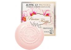 Jeanne en Provence Pivoine Féérie - Peony Fairy Solid Toilet Soap 100 g