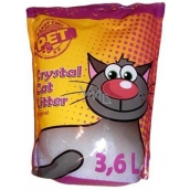 Silica Happy Cool Pet Original Highly absorbent ecological silicone litter for cats 3.6 l