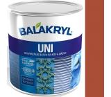 Balakryl Uni Mat 0220 Světle hnědý univerzální barva na kov a dřevo 700 g