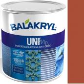 Balakryl Uni Mat 0220 Light brown universal paint for metal and wood 700 g