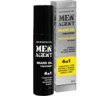 Dermacol Men Agent Beard Oil Treatment pečující olej na vousy 50 ml