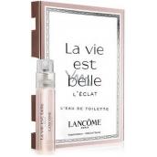 Lancome La Vie Est Belle Eclat Edt 1.2 ml vial