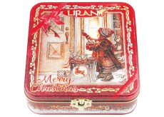 Liran Christmas package of green teas Carol, 4 x 10 x 2 g