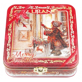Liran Christmas package of green teas Carol, 4 x 10 x 2 g