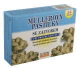 Müller lozenges with ginger 24pcs
