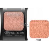 Revers Mineral Blush Perfect Make-up blush 04, 7.5 g
