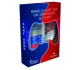 Old Spice White Water Deodorant Spray 150 ml + Head & Shoulders Men shampoo 270 ml cosmetic set