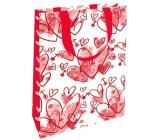 Nekupto Gift paper bag small 11 x 17.5 x 8 cm 1854 LFS