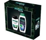 Palmolive Men Sensitive shower gel 250 ml + Invigorating hair shampoo 350 ml, cosmetic set