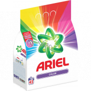 Ariel Color washing powder for colored laundry 45 doses 3.375 kg