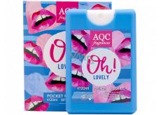 AQC Fragrances Oh! Lovely eau de toilette for women 20 ml