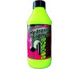 Sodium hydroxide microgranule waste cleaner 1 kg