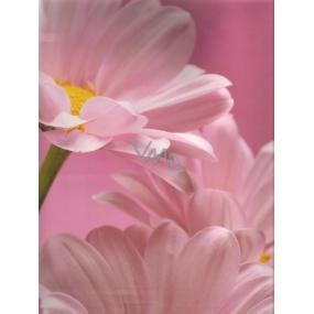 Nekupto Gift paper bag 46 x 33 x 10.5 cm Pink flower 1 piece 774 30 BXL