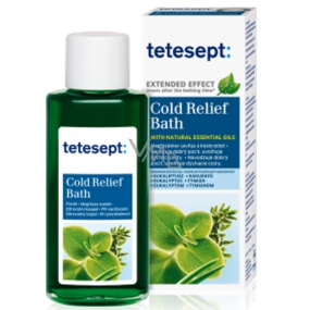 Tetesept Cold Rosemary + Eucalyptus bath oil concentrate 125 ml Cold Relief Bath