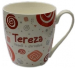 Do not buy Twister mug named Tereza red 0.4 liter 074 1 piece