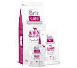 Brit Care Junior Lamb + rice for puppies and young dogs from 3 months to 2.5 years of large breeds over 25 kg 3 kg