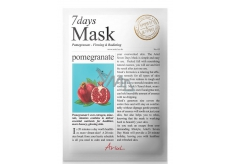 Ariel Strengthening Textile Mask 20g Pomegranate 1397