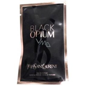 YSL Opium Black edp 1.2ml vial