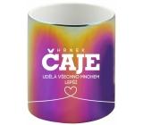 Albi Rainbow Mug A mug of tea makes everything much better 360 ml