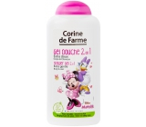 Corine de Farme Minnie Mouse 2in1 baby shampoo and shower gel 250 ml