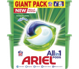 Ariel All-in-1 Pods Mountain Spring gel capsules for laundry 80 pieces 2016 g