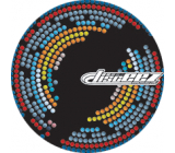 EP Line Disceez frisbee flying disc flexible orange 13 cm 1 piece
