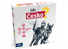 Albi Do you know the Czechia? board game recommended age 12+