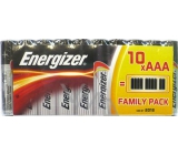Energizer Family Pack AAA LR03 1.5V Battery 10pcs